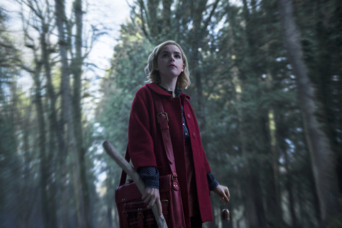 Watch: The cool, creepy opening credits for Chilling Adventures of Sabrina