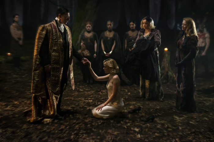 Watch: Full trailer for Chilling Adventures of Sabrina Part 2