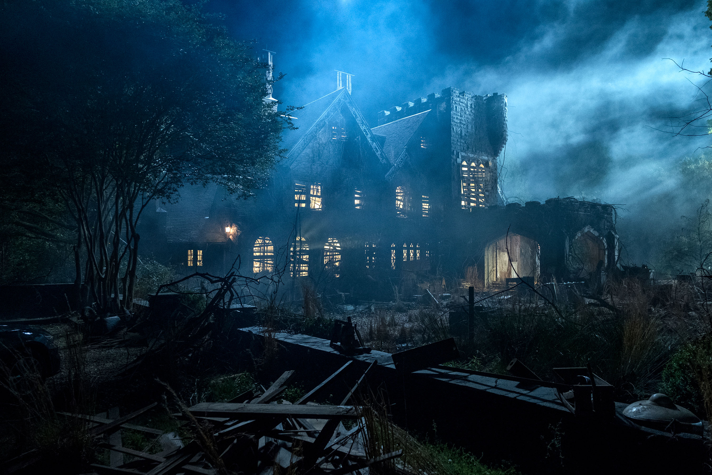 Featurette Behind The Scenes Of The Haunting Of Hill House Vodzilla Co Where To Watch Online In Uk