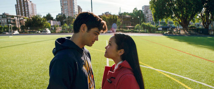 To All the Boys I've Loved Before is one of Netflix's most viewed original films