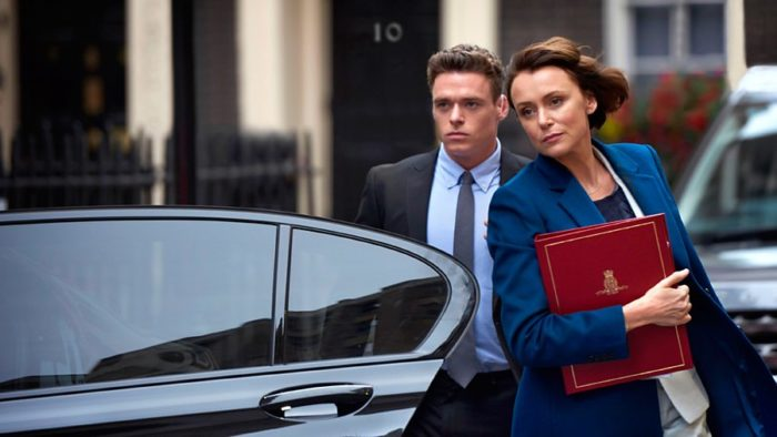 BBC iPlayer TV review: Bodyguard