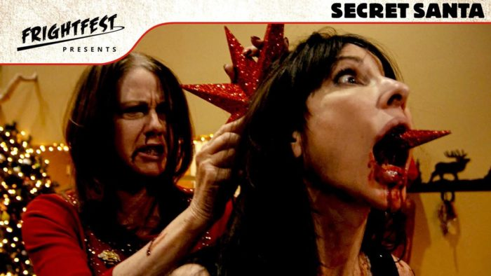 FrightFest Presents VOD film review: Secret Santa