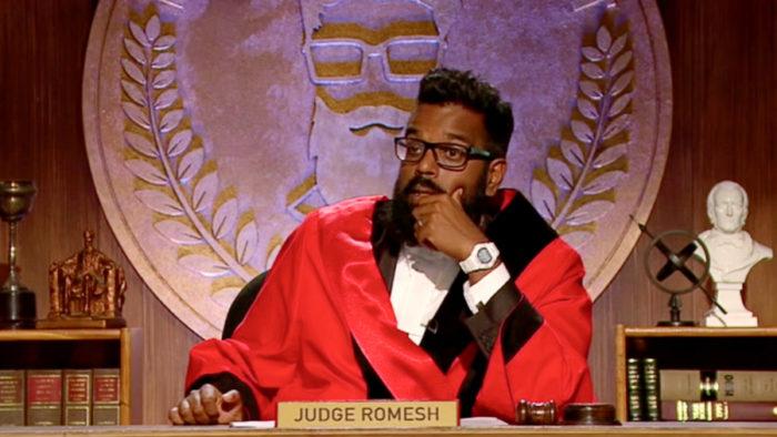 Catch up TV reviews: Judge Romesh, Meet the Drug Lords, Evil Monkeys