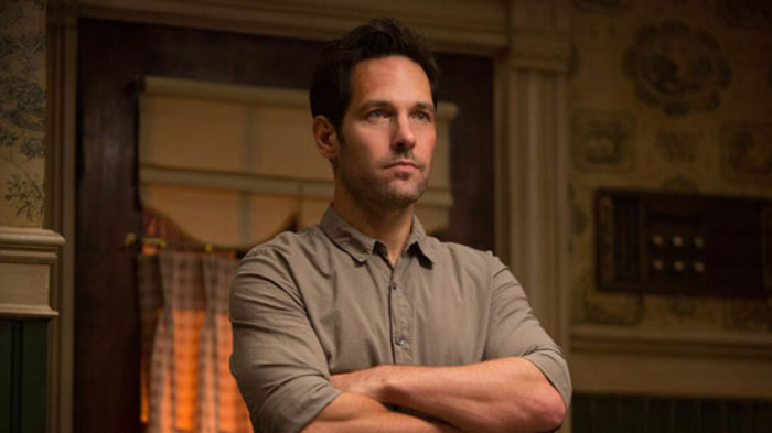 Paul Rudd and Paul Rudd to star in Netflix's Living with Yourself