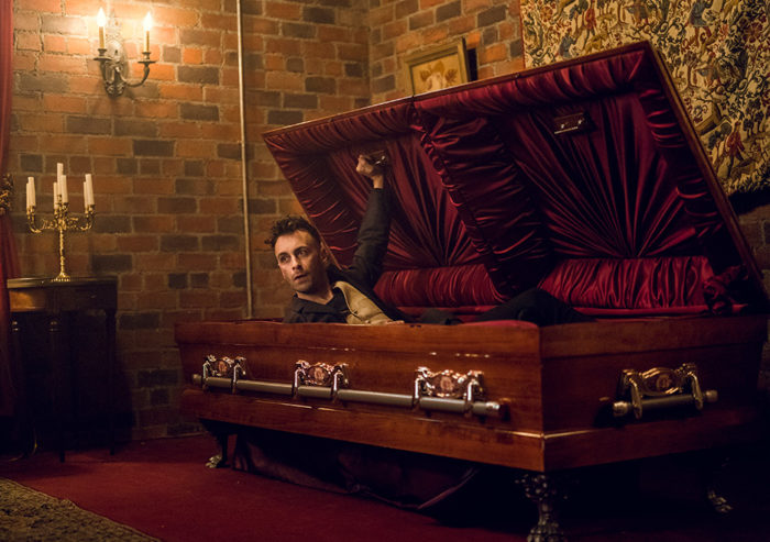 Amazon UK TV review: Preacher Season 3, Episode 9 (Schwanzkopf)