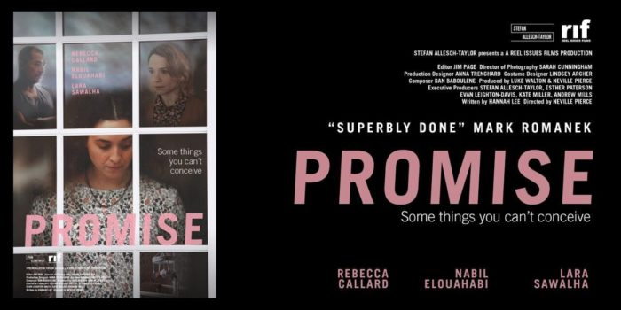 Short film review: Promise (2018)