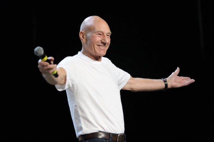 Patrick Stewart to return as Jean-Luc Picard in new Star Trek series