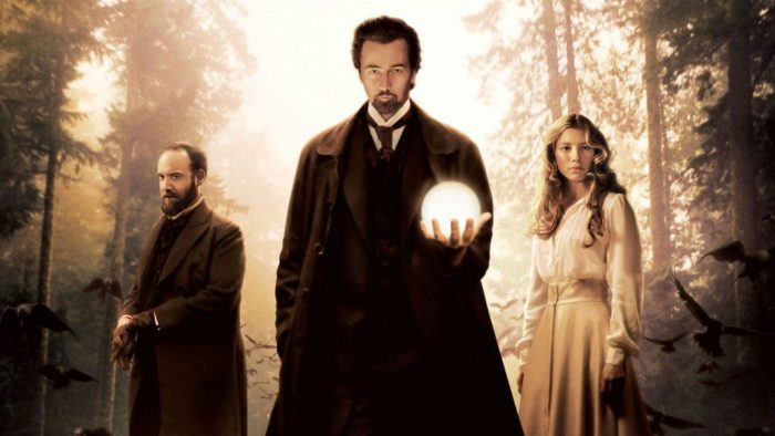 VOD film review: The Illusionist (2006)