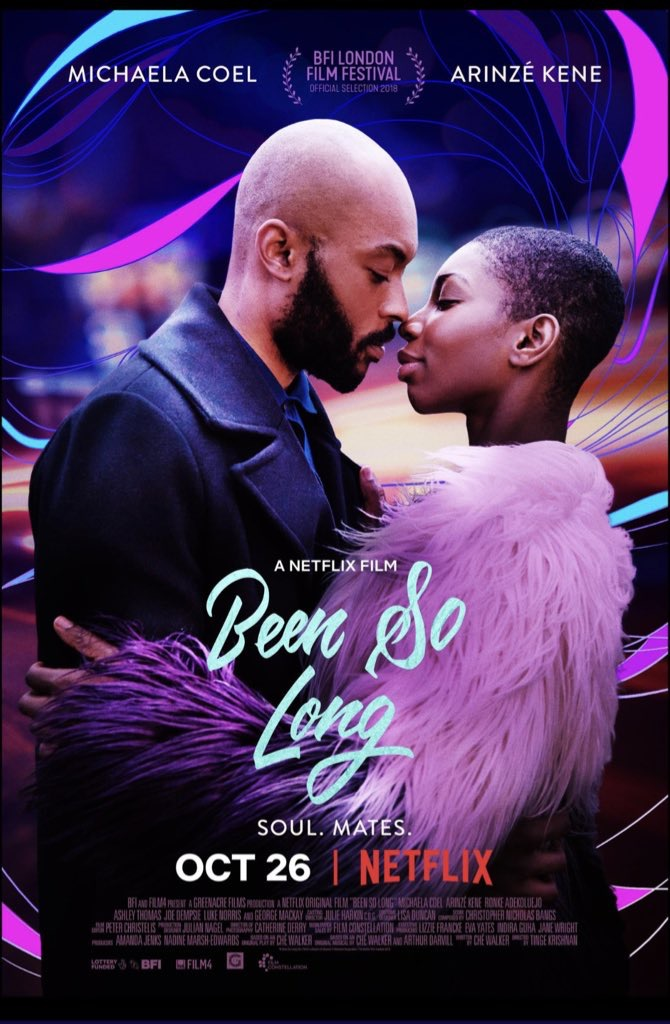 Been So Long: Netflix unveils trailer for Michaela Coel musical | VODzilla.co | Where to watch ...