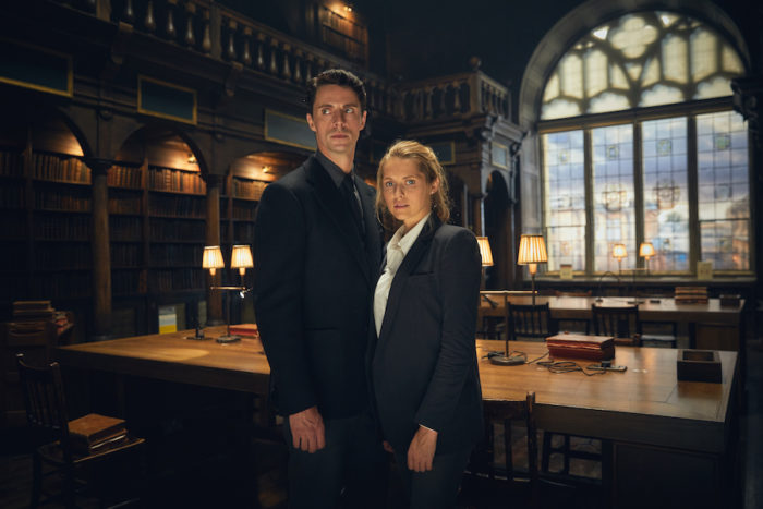 First look UK TV review: A Discovery of Witches