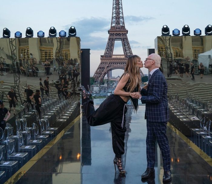 Making the Cut: Amazon reveals title and first image from Heidi Klum fashion series