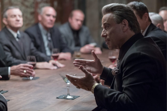 Netflix UK film review: Gotti