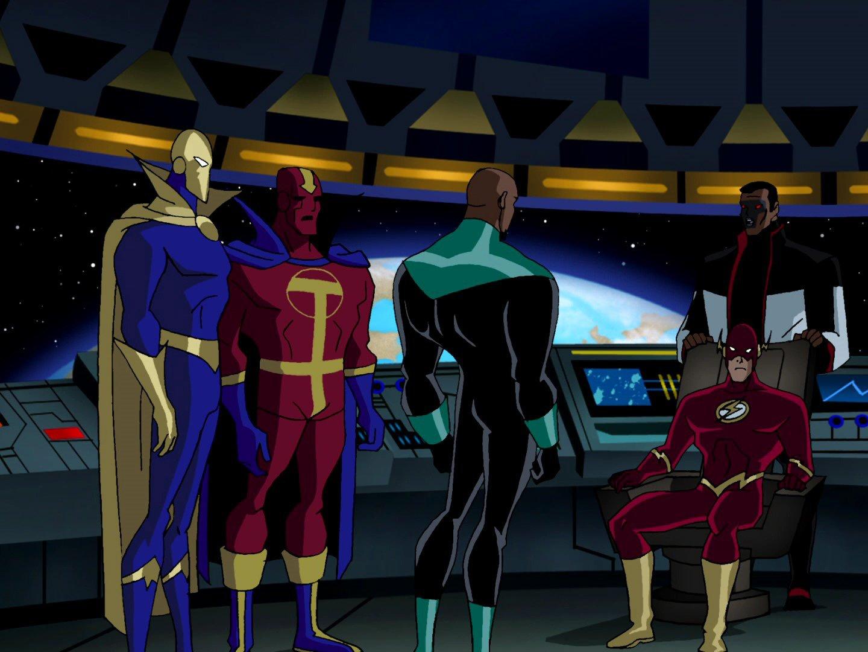 Superhero Sundays: Justice League Unlimited Season 3 (Top ...