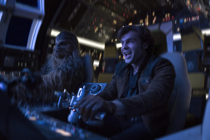 VOD film review: Solo: A Star Wars Story