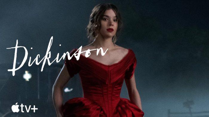 Trailer: Hailee Steinfeld stars in Apple TV+ biopic Dickinson