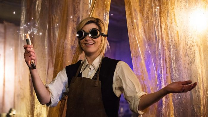 UK TV review: Doctor Who Season 11, Episode 1 (The Woman Who Fell To Earth)