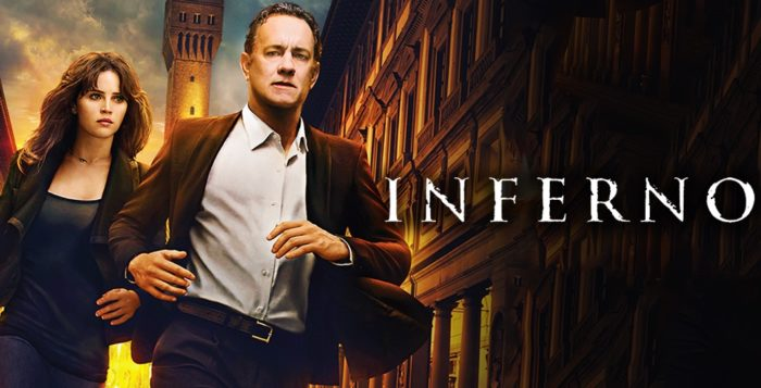 Netflix UK film review: Inferno