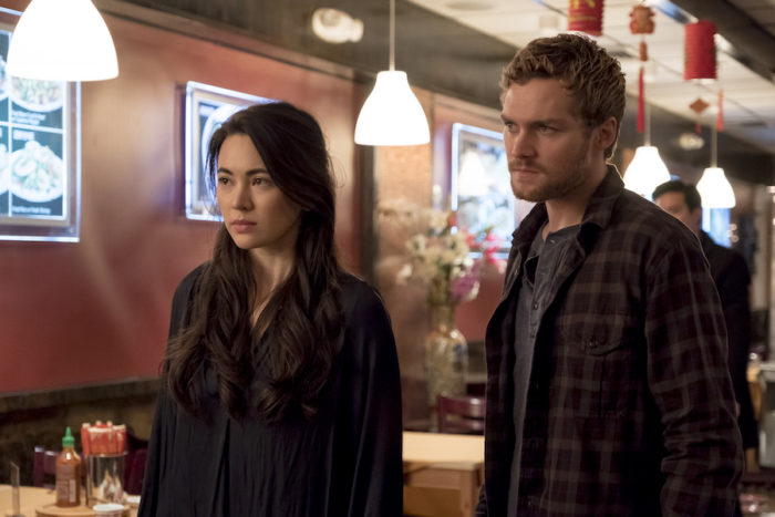 First look Netflix UK TV review: Iron Fist Season 2