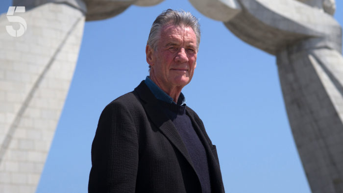 Catch up TV review: Michael Palin in North Korea, Grand Designs, Bad Move, The Undateables