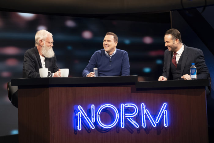Trailer: Norm Macdonald has a Show on Netflix this Friday