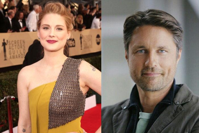 Alexandra Breckenridge and Martin Henderson to star in Netflix's Virgin River