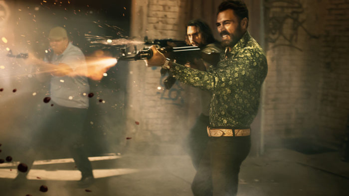 Netflix starts production on Mexican series Yankee