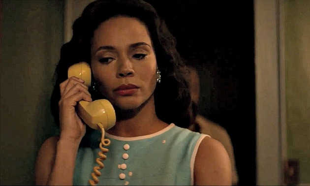 Carmen Ejogo stars in Netflix psychological thriller Rattlesnake