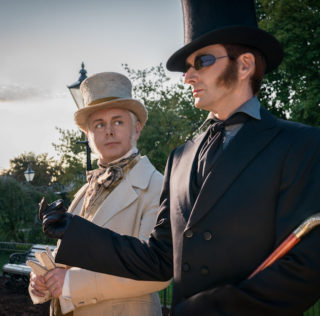 First look: Good Omens set for May release date