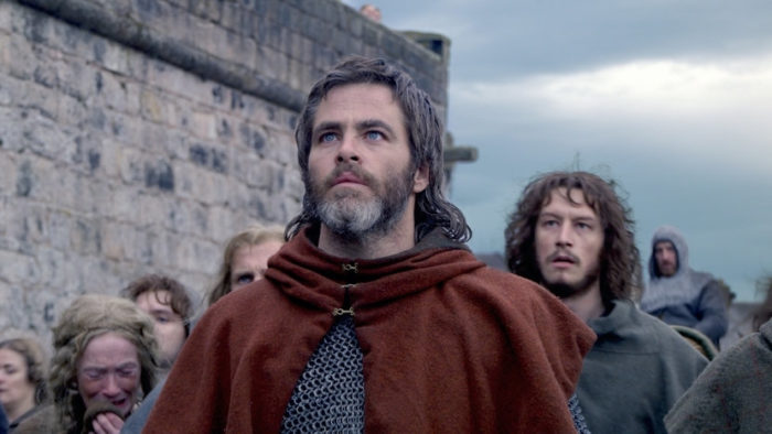 Where you can see Netflix's Outlaw King in UK cinemas