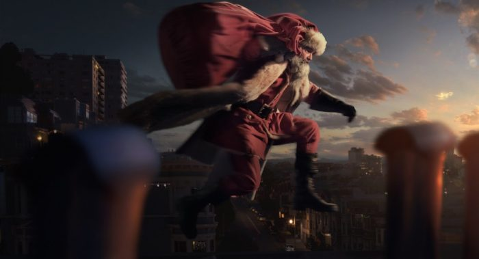 Kurt Russell is Santa in Netflix's The Christmas Chronicles