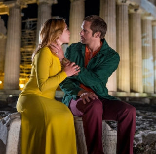 First look UK TV review: The Little Drummer Girl