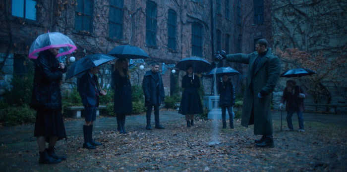Netflix drops first trailer for The Umbrella Academy