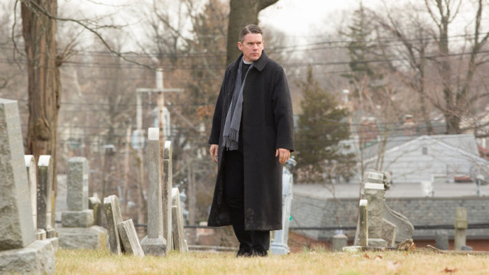 VOD film review: First Reformed