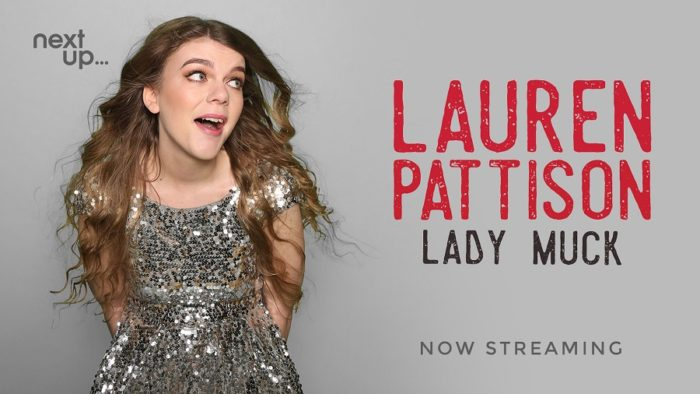 Lauren Pattison launches debut stand-up comedy special on NextUp