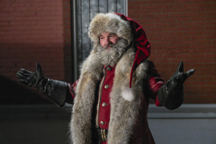 Netflix UK film review: The Christmas Chronicles