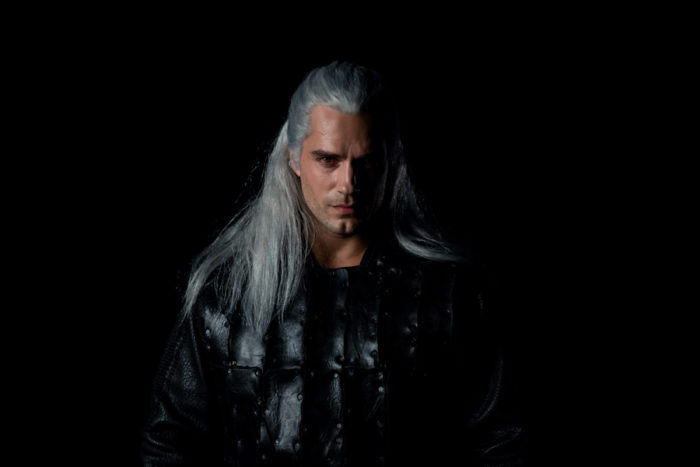 First look: Henry Cavill in Netflix's The Witcher