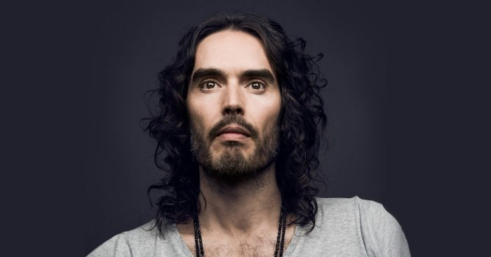 Trailer: Russell Brand heads to Netflix with Re:Birth