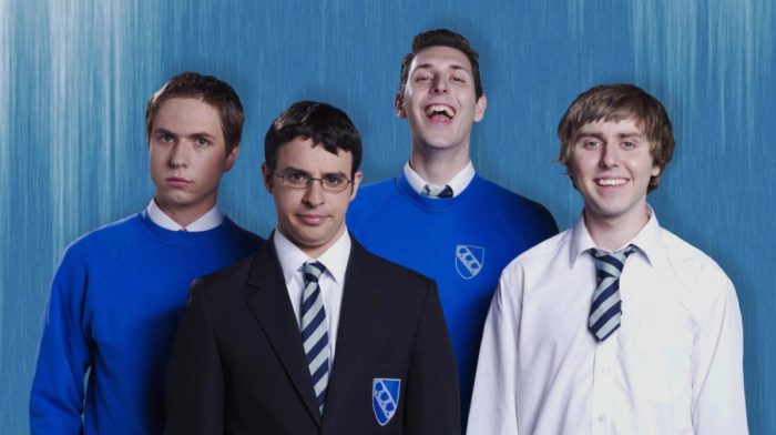 The Inbetweeners reunite for 10th Birthday Party