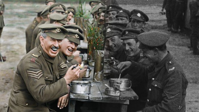 They Shall Not Grow Old and Blackadder Goes Forth lead remembrance programming on BBC iPlayer