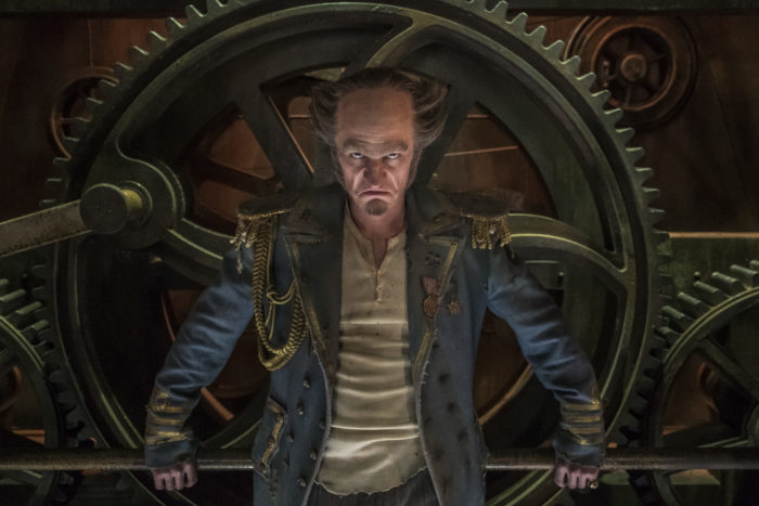 Netflix UK TV review: A Series of Unfortunate Events Season 3