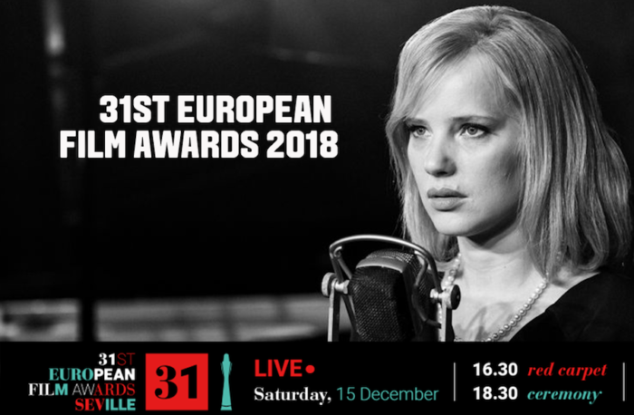 Curzon Home Cinema to live-stream 2018 European Film Awards