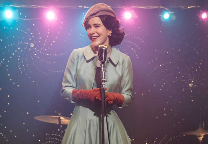 The Marvelous Mrs. Maisel sweeps 2019 SAG Awards winners