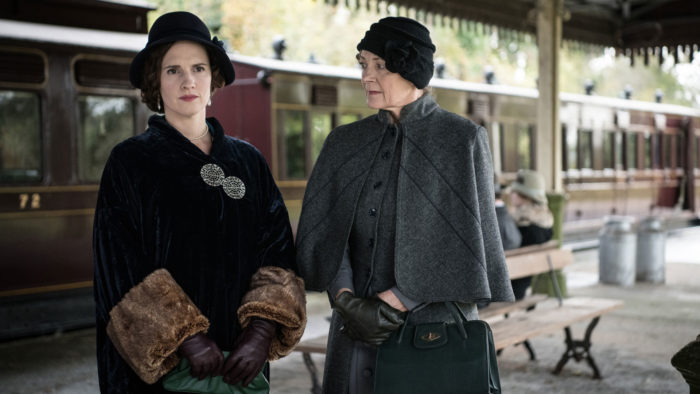 UK TV review: Agatha & the Truth of Murder