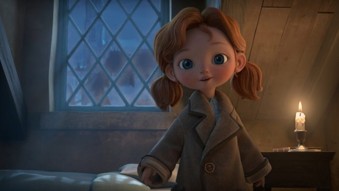 Angela's Christmas: An enchanting fable of family and love