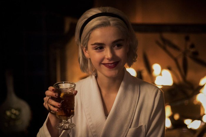 Netflix unwraps trailer for Chilling Adventures of Sabrina Christmas special