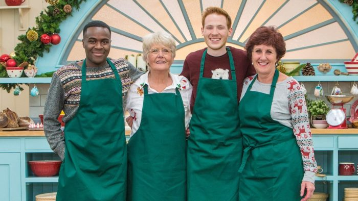 Catch Up TV review: Torvill & Dean, The Great Christmas Bake Off, The Crystal Maze