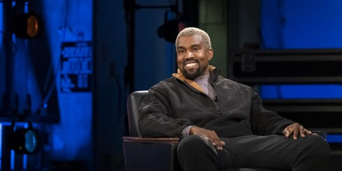 Watch: Kanye West and Lewis Hamilton in David Letterman's Netflix talk show
