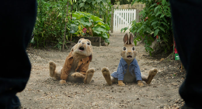 VOD film review: Peter Rabbit