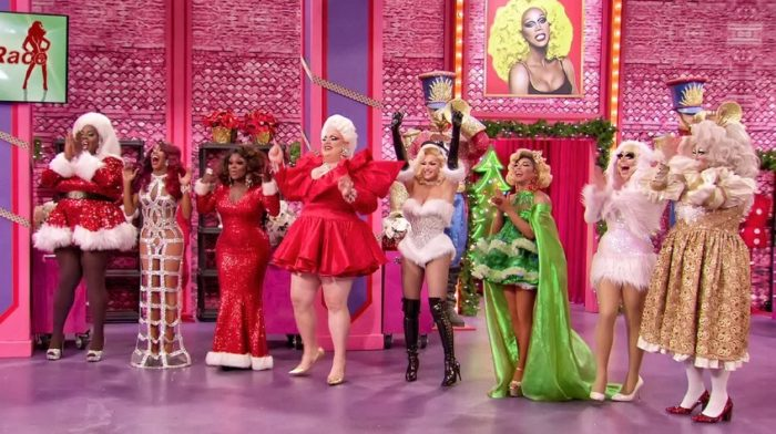 RuPaul's Drag Race releases a Christmas special