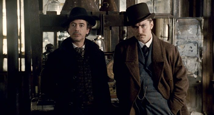 Netflix UK film review: Sherlock Holmes (2009)